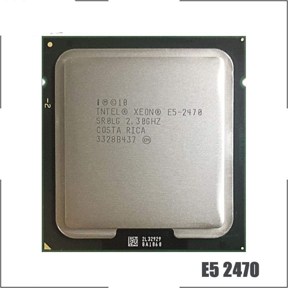 Intel Xeon E5-2470 E5 2470 2.3 GHz Eight-Core Sixteen-Thread CPU Processor 20M 95W LGA 1356