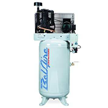 Amazon.com: belaire 218 V, 5 HP 80 Galón 1-phase Vertical 2 ...