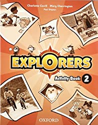 Explorers 2: Activity Book