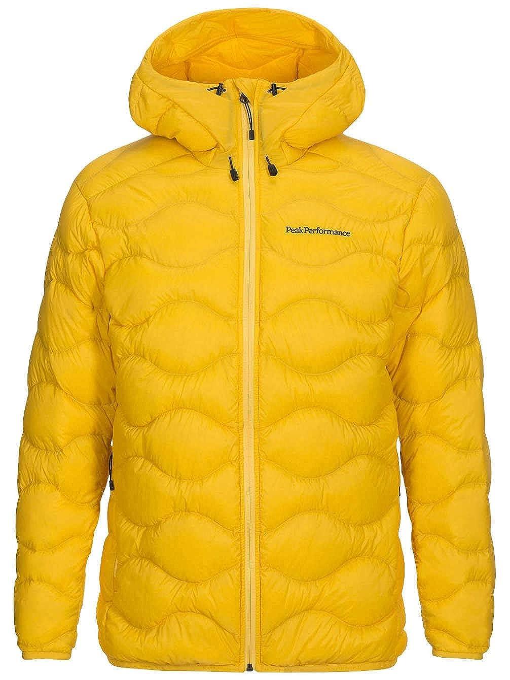 Yellow (desert Yellow) L Peak Performance Men's Helium Jacket