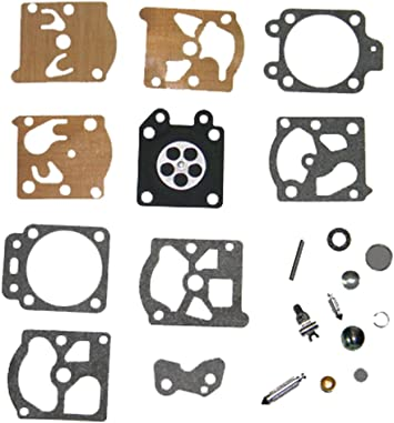 Hipa Carburetor Rebuild Kit K20-WAT for Carb Echo Homelite Husqvarna Chainsaw String Trimmer