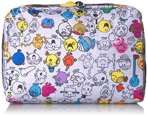 LeSportsac X Mr. Men Little Miss Extra Large - Mr Men And Little Miss
