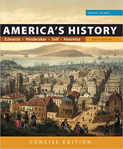 Amazon americas history concise edition volume 1 ebook americas history concise edition volume 1 9th edition kindle edition fandeluxe Choice Image