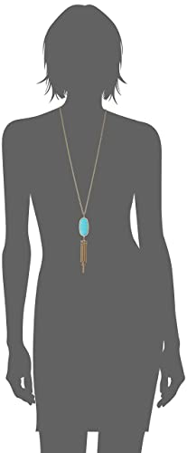 Kendra Scott Signature Rayne Pendant Necklace, 30 2 Extender