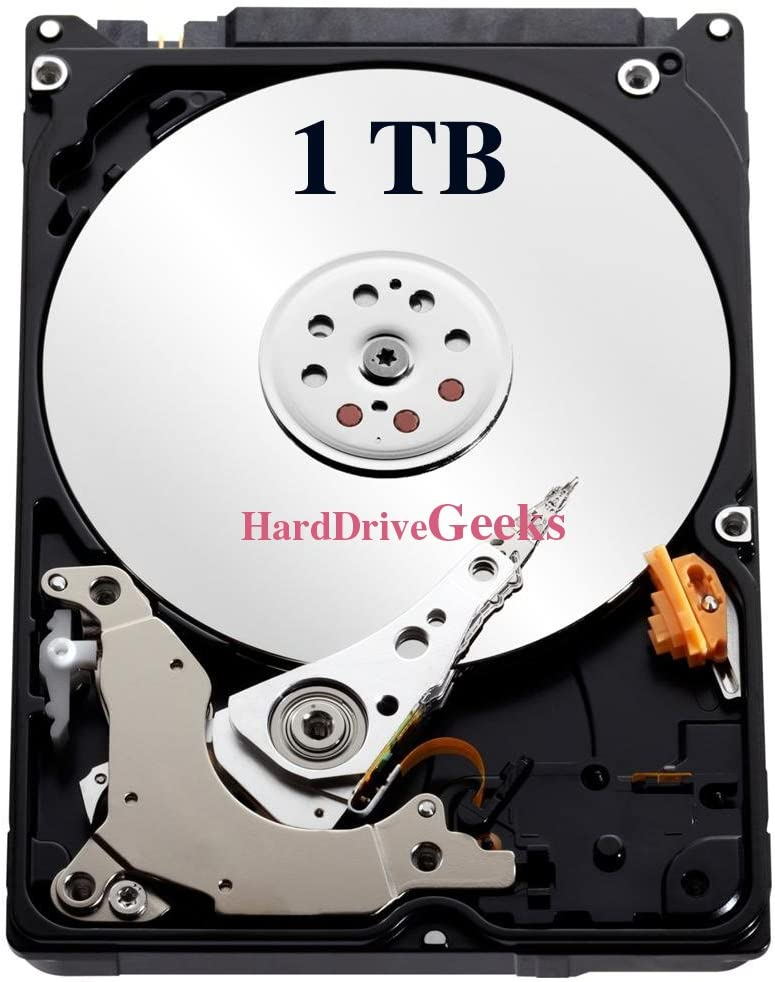 "1TB 2.5"" Hard Drive for Dell Inspiron-15, 15 (1564), 15 (N5030), 15 (N5050), 1501, 1520, 1521, 1525, 1526, 1545 Laptops"