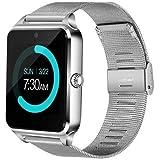 Amazon.com: Bluetooth Smart Watch GSM SIM Phone Mate Z60 ...