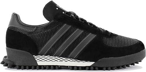 adidas Originals Marathon TR Herren Schuhe Schwarz Sneaker Fashion Turnschuhe