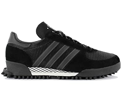 separation shoes 8f3a2 014f3 adidas Originals Marathon TR Herren Schuhe Schwarz Sneaker Fashion  Turnschuhe