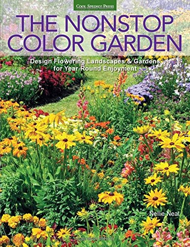 The nonstop color garden design flowering landscapes for Garden design amazon