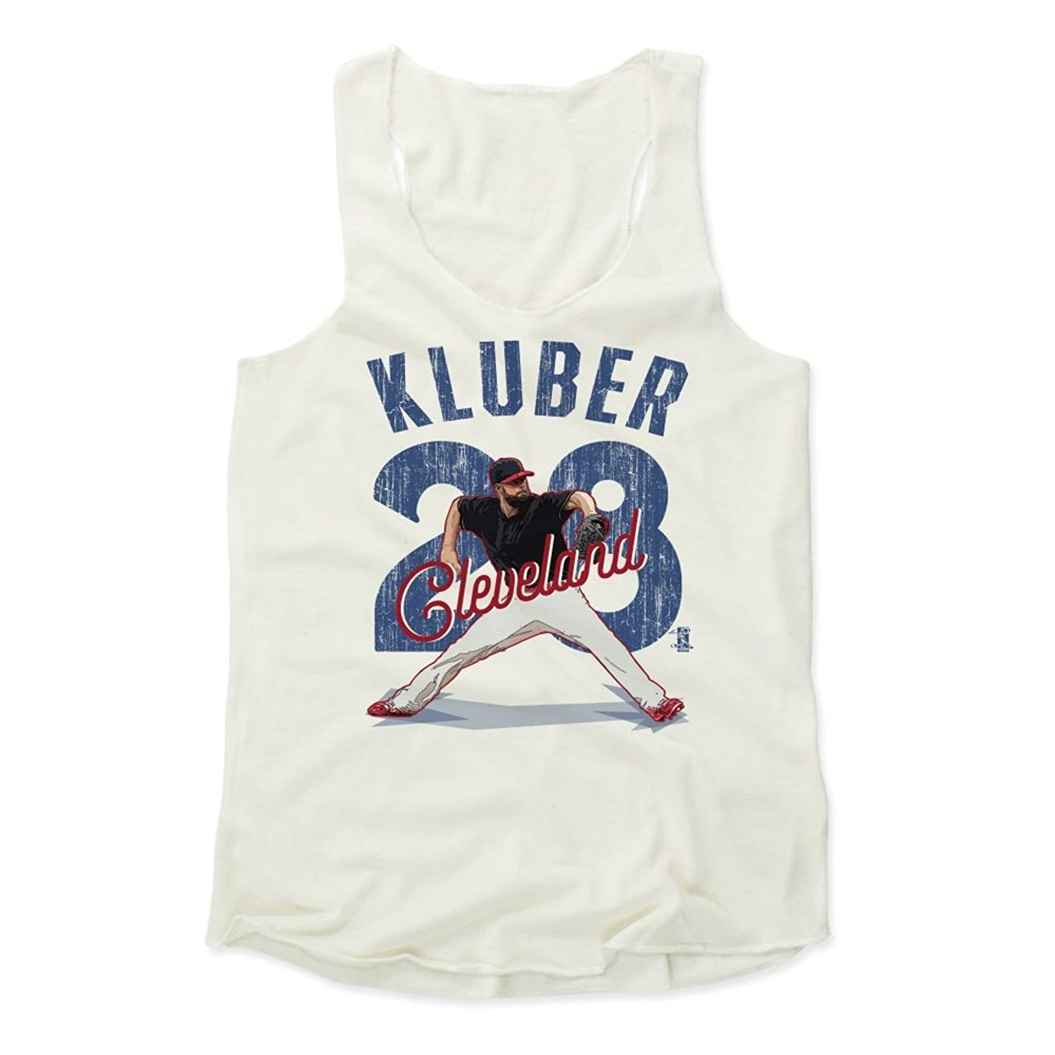 Corey Kluber Arch R Cleveland Women's Tank Top