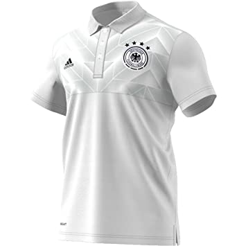 adidas Herren DFB Seasonal Specials Polo Poloshirt, White