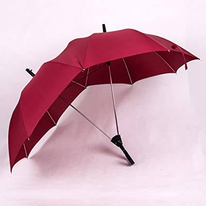 JL-Q Sombrilla Doble/Paraguas Creativo Sombrilla Doble Creativa De Dos Polos Para Acampar