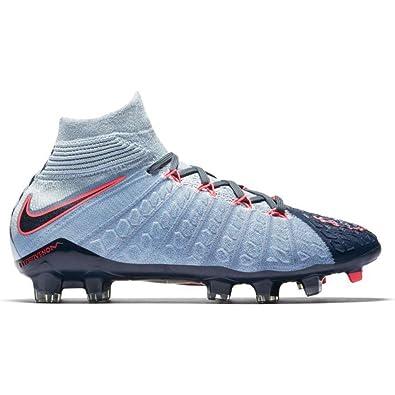 pretty nice 41361 87c6c Nike Kids Hypervenom Phantom III DF FG Soccer Cleats