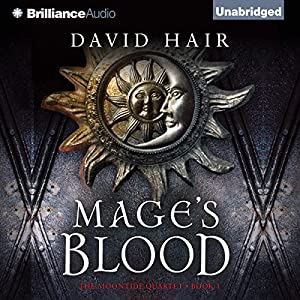 Mage's Blood | Livre audio