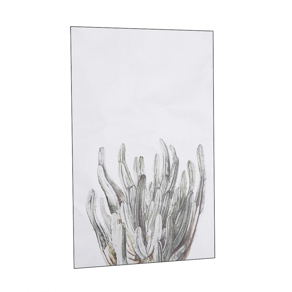 21/×30cm Leinwand Wand Art 08 Pflanzen Bl/ätter drucken Moderne Druck Poster Wall Art zum Aufh/ängen f/ür Home Dekorationen K/üche B/üro Wand Decor