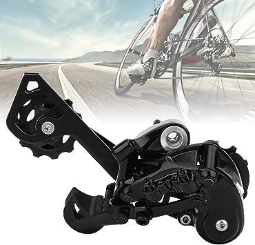 Alomejor Cambio Trasero de Bicicleta 11 12 Bicicletas de montaña de Velocidad Cambio de Bicicleta Transmisión: Amazon.es: Deportes y aire libre