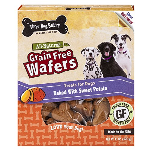 Three Dog Bakery Wafers Treats product image