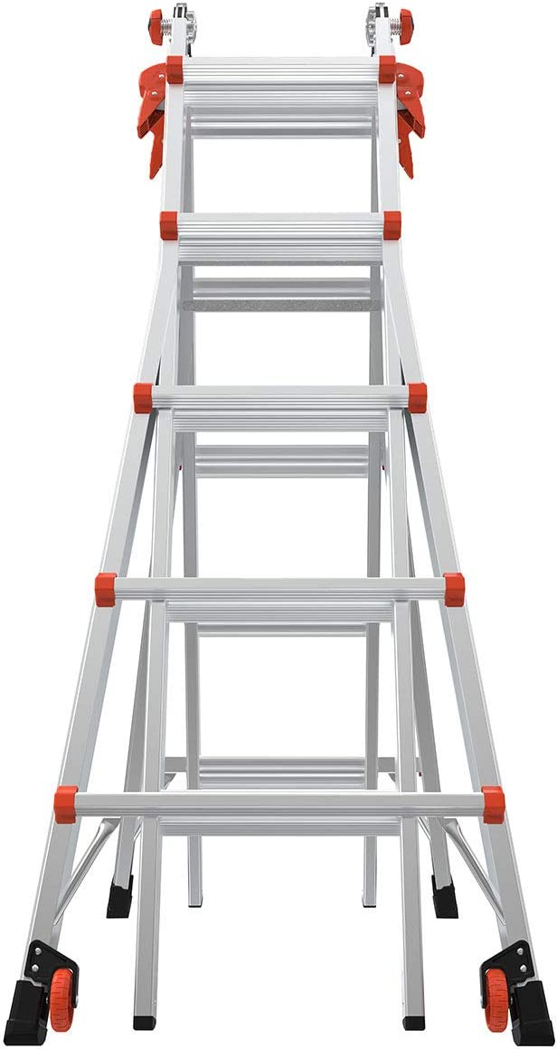 Little Giant 15422-001 Velocity Multi-Use Ladder, 22-Foot