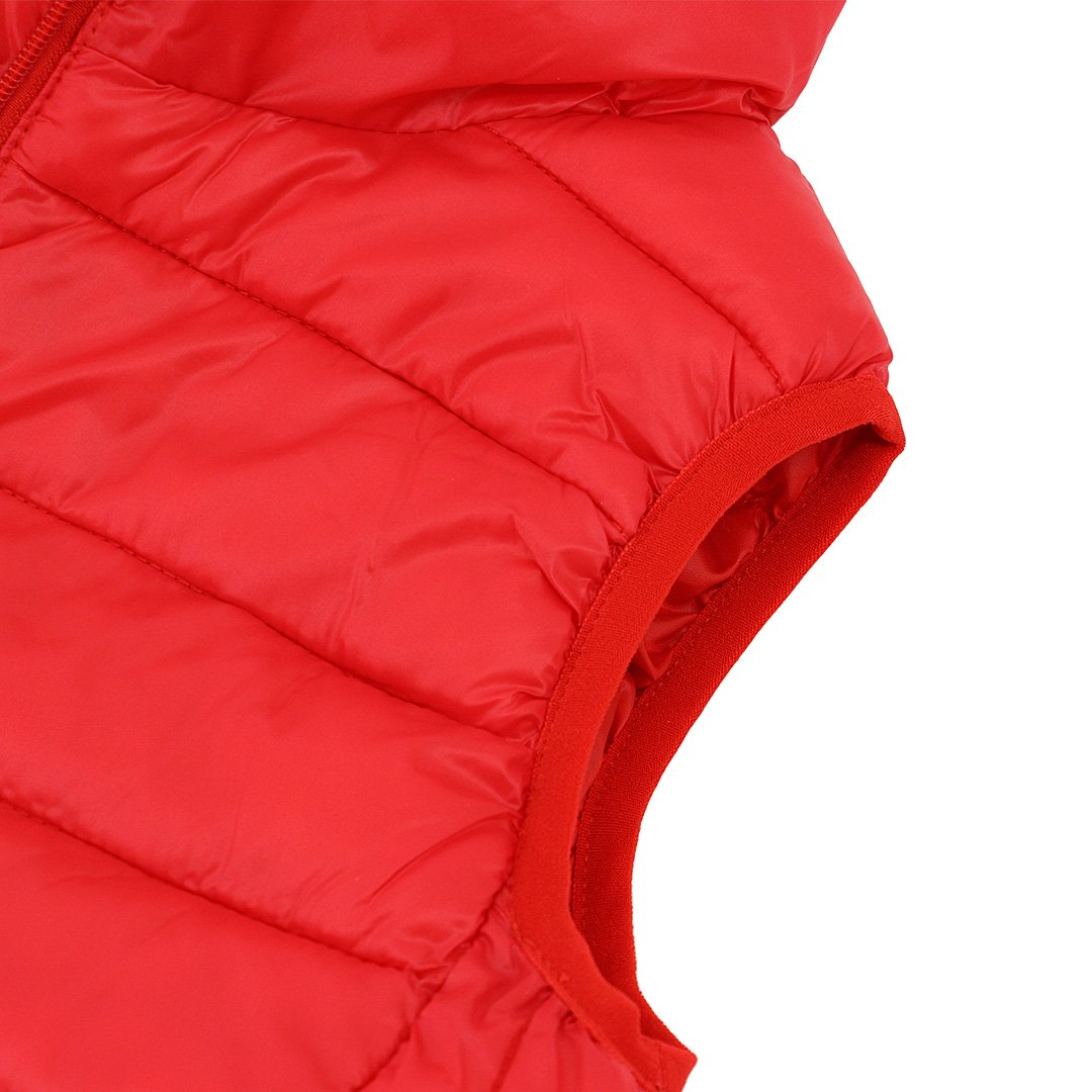 La moriposa Unisex Kids Toddler Winter Hooded Padding Sleeveless Clothes Coat Vest Jacket Down Vest
