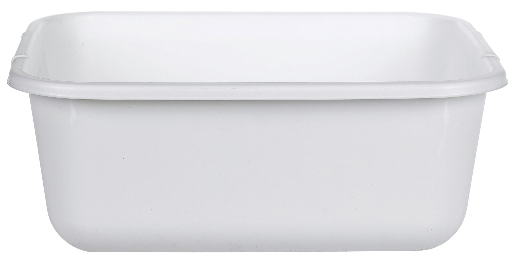 Rubbermaid Pan, 11.4-Quart, White FG295100WHT by Rubbermaid