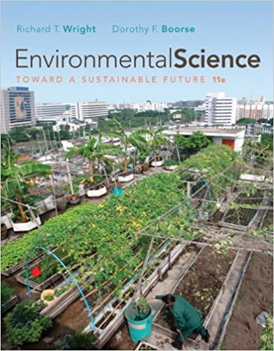 9780131375444: environmental science: toward a sustainable future.