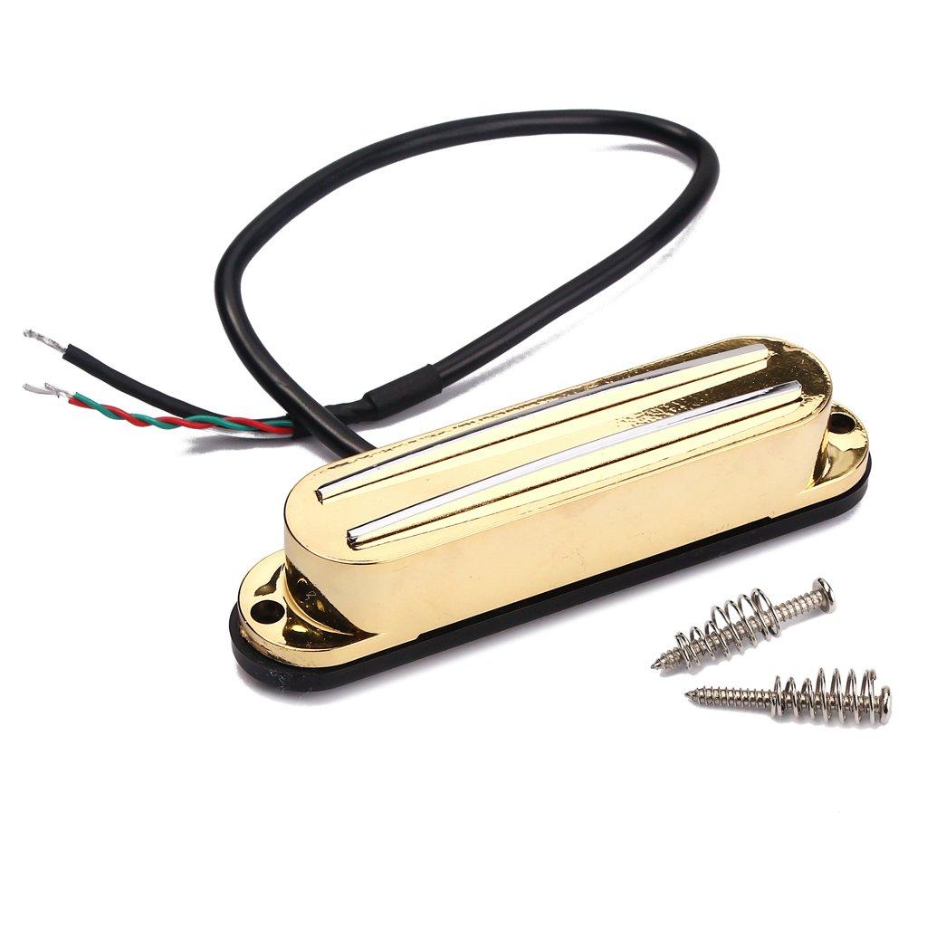 Nero MagiDeal 1 Set Alnico 5 Single Coil Pickup 4 Wire Per Fender Strat Guitar