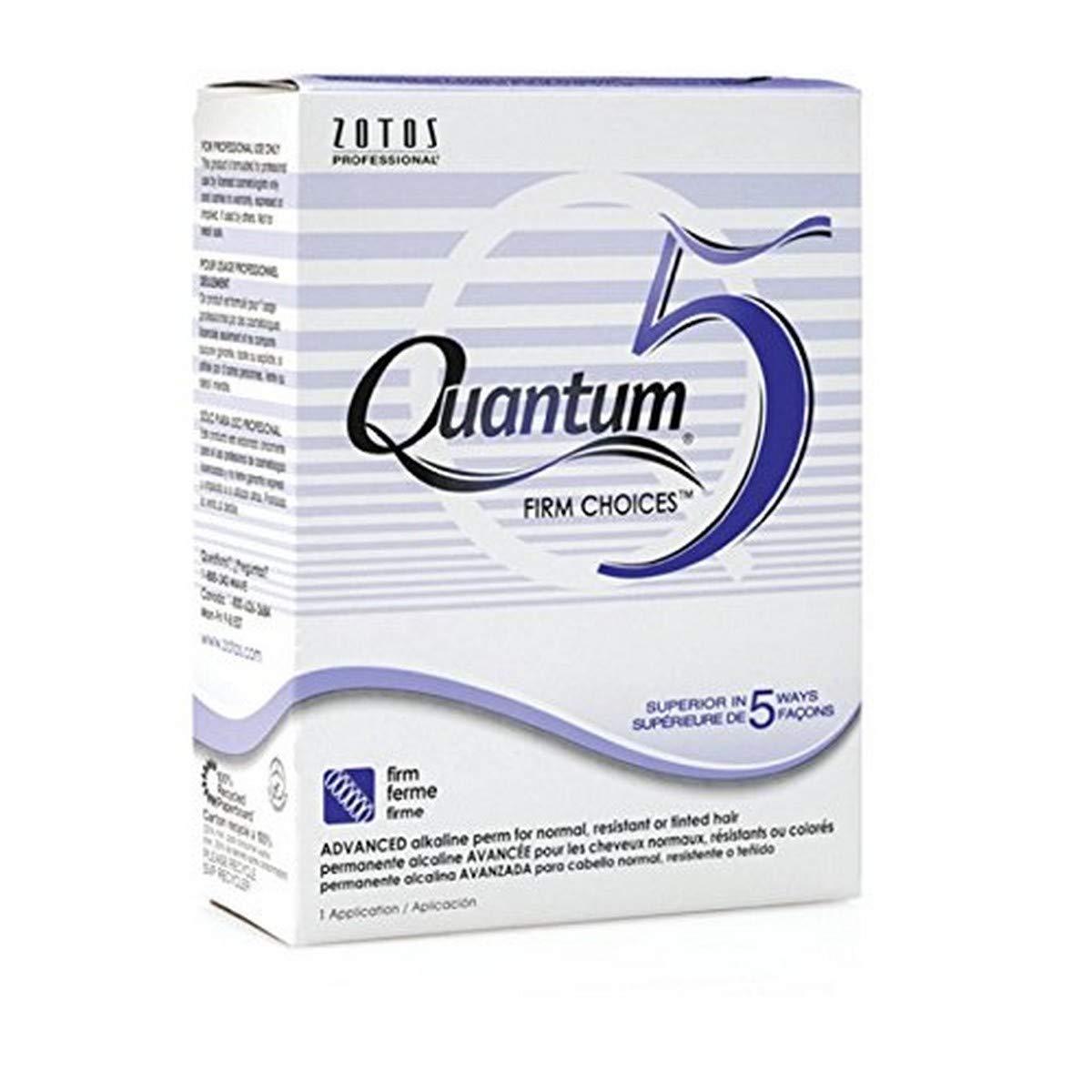 Zotos Quantum 5 Firm Choices Alkaline Perm for One Application