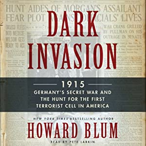 Dark Invasion Audiobook