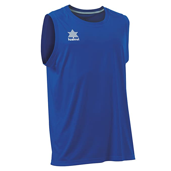 Luanvi Basket Pol Camiseta Deportiva sin Mangas, Hombre: Amazon.es ...