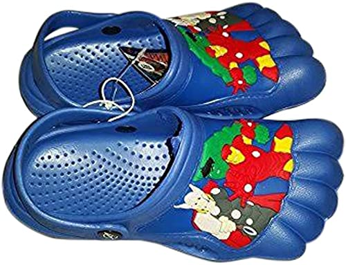Marvel Avengers Ni/ños Clog Sandalias Zapatos