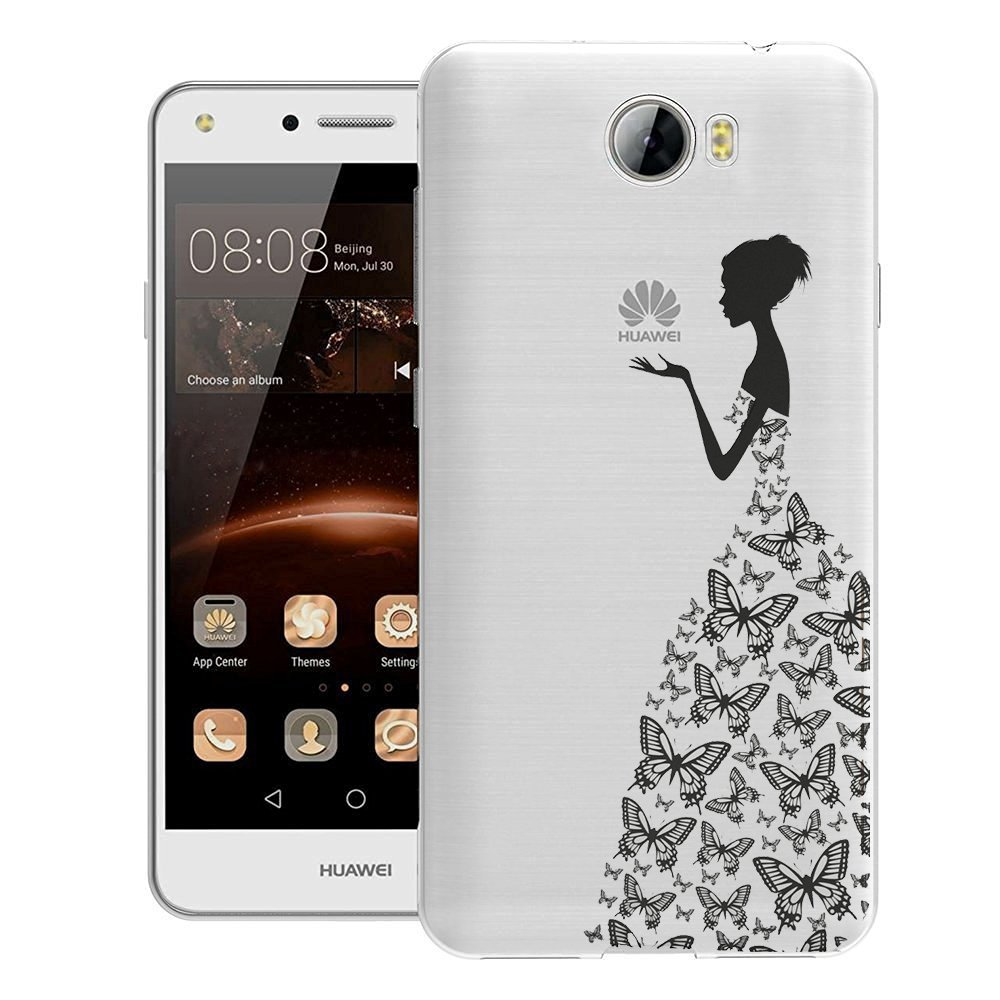coque huawei y6 2017 blanche