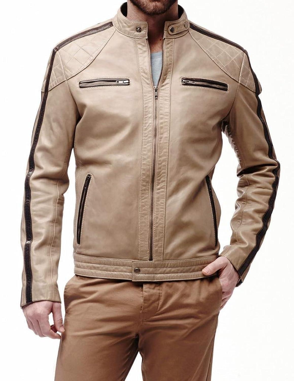 Leather Junction Men's Jacket