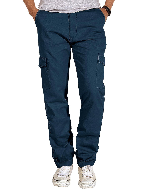 Match Men's Athletic-Fit Cargo Pant