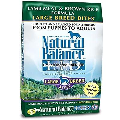 Natural Balance L.I.D. Limited Ingredient Diets Lamb Meal & Brown Rice Formula Dry Dog Food