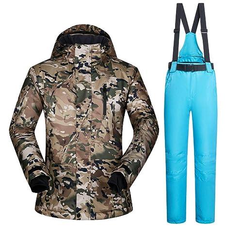 Abbigliamento Sci Giacca da Marchi Zjsjacket Tuta da Sci Uomo 1XUnqw8