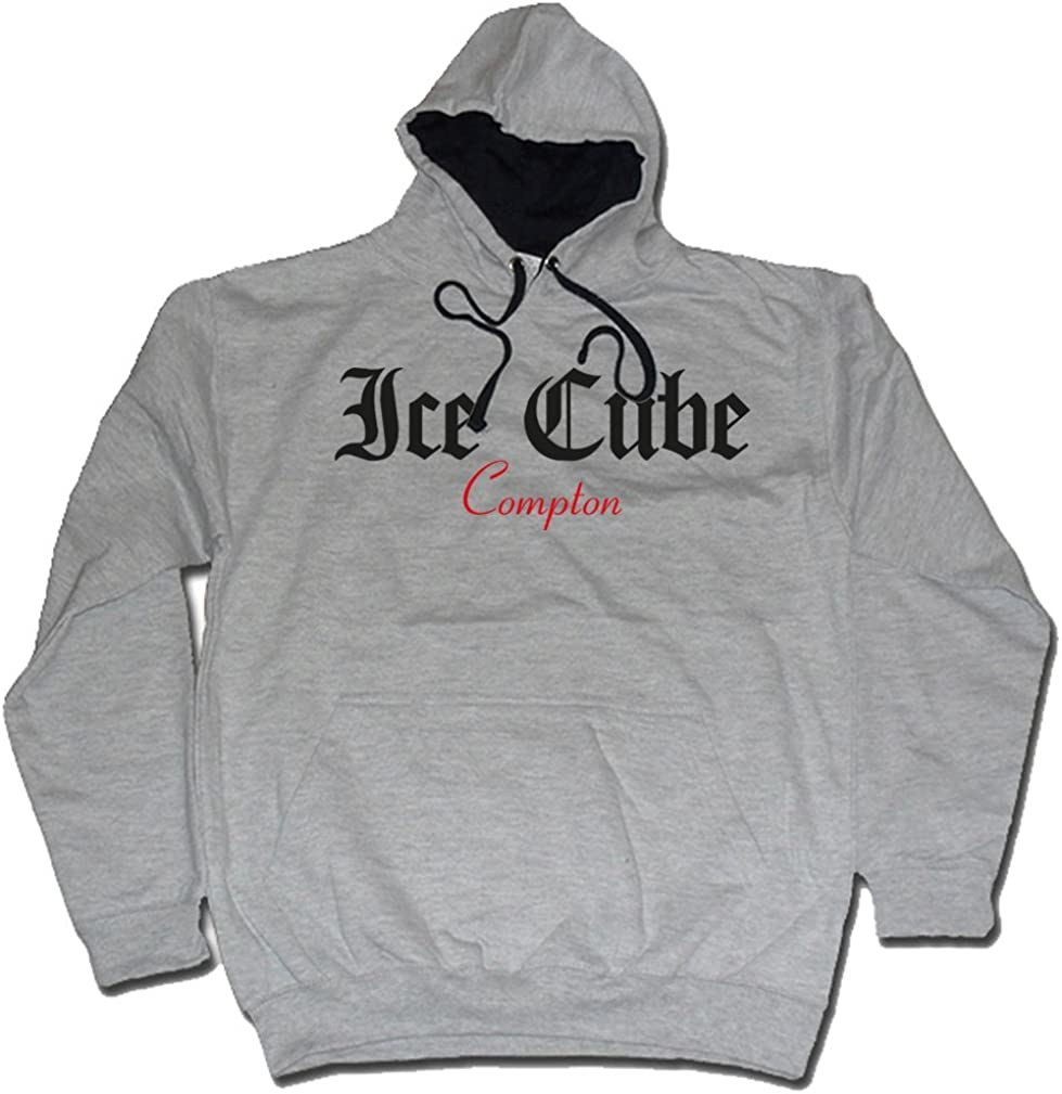 Dibbs Clothing Mens Ice Cube Compton Mp3 Hoody