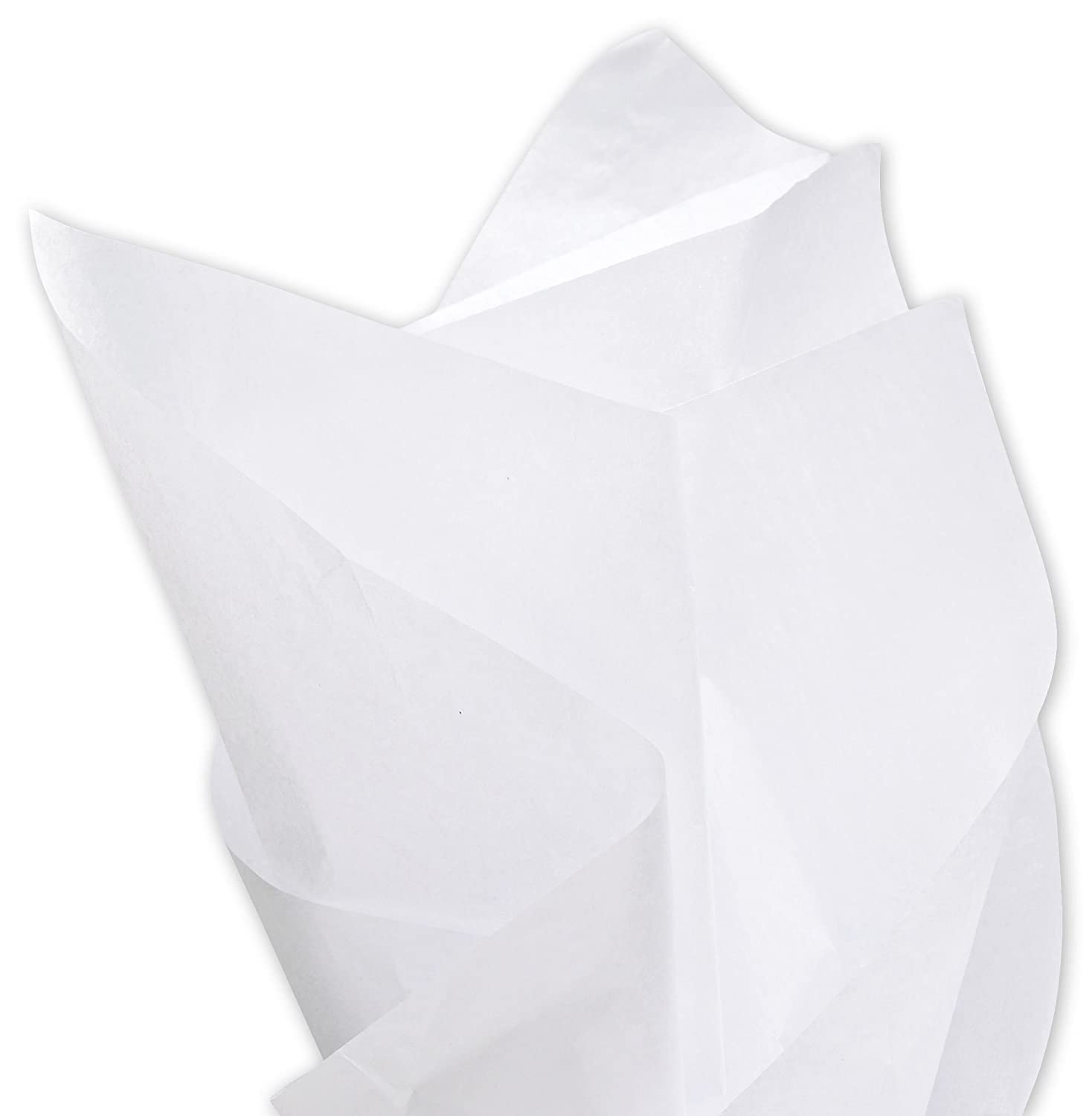Acid-Free White Tissue Paper 15 x 20, Pack of 100 Sheets …A1 Bakery Supplies