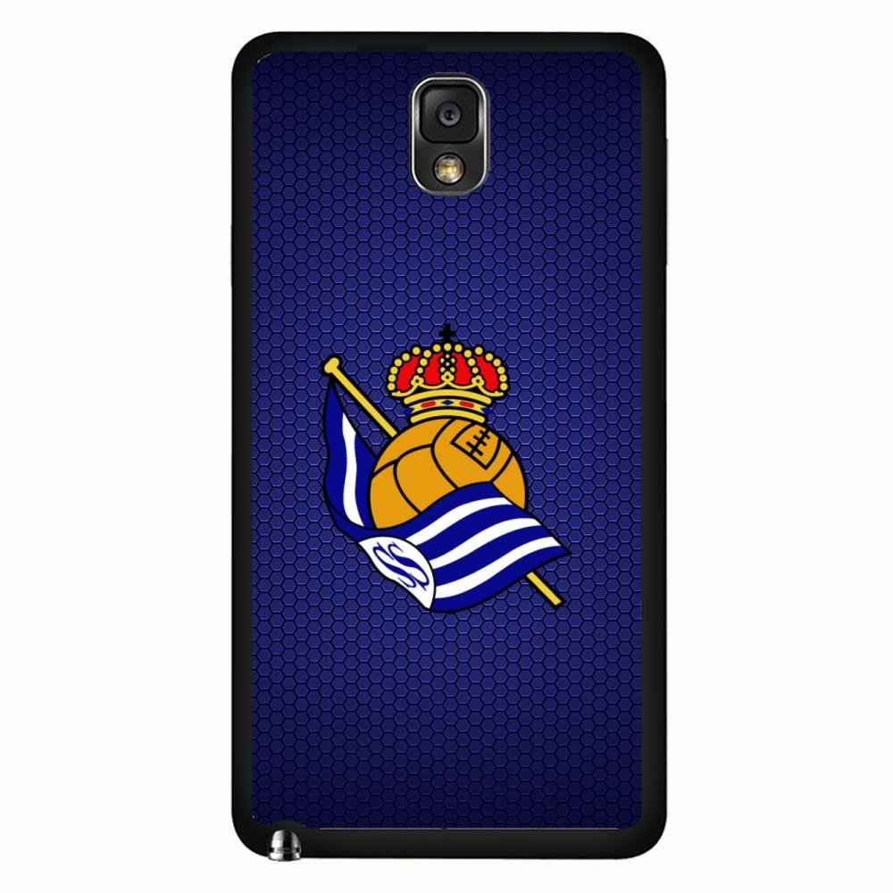 Real Sociedad de Fš²tbol Funda for Samsung Galaxy Note 3 Black ...