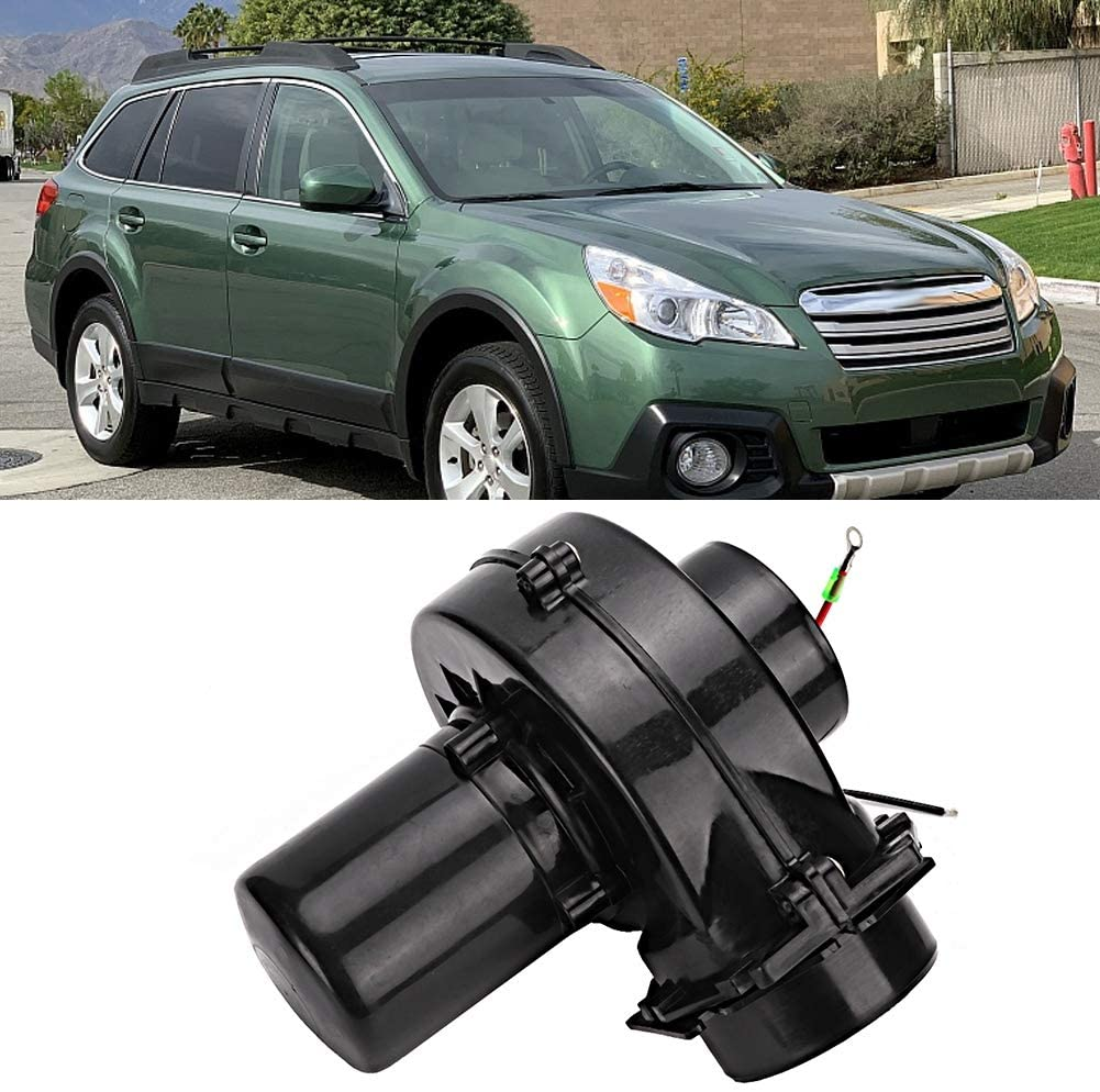Universal 3in Electric Turbocharger Air Intake Generator Turbo Parts Car Modification Accessory Electric Turbocharger