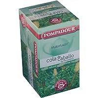 Pompadour Té Cola de Caballo, 20 Sobres