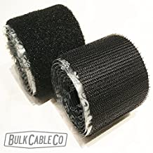 """Velcro Pedalboard Fastener - 3 FT of 2"""" Hook & Loop - For Guitar Pedal Boards & Effects - Fits Pedaltrain Nano & Nano +"""