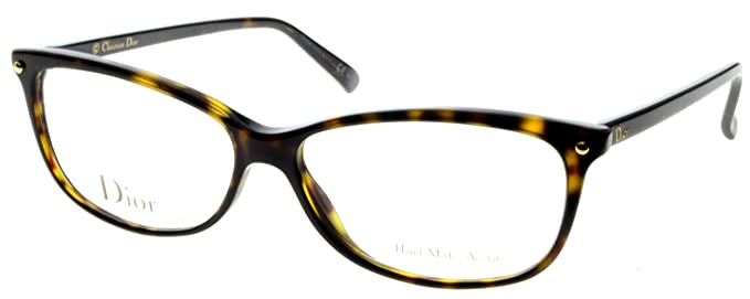 0c7687f04c Image Unavailable. Image not available for. Color  DIOR Eyeglasses 3271  0086 Havana 53MM