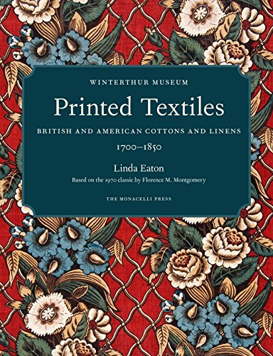 (Printed Textiles: British and American Cottons and Linens 1700-1850)