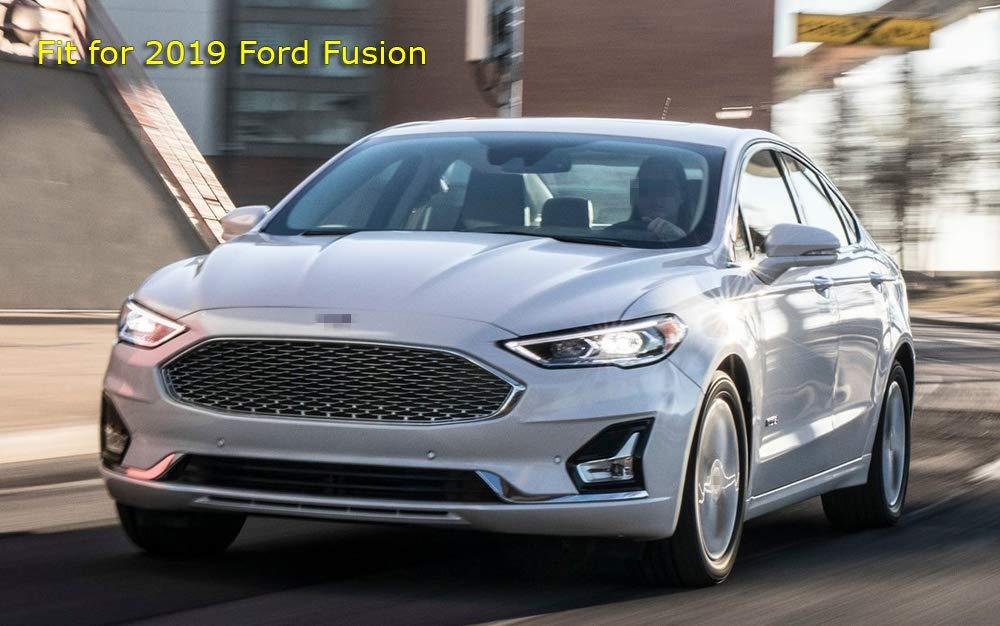MOERTIFEI Car Mudguard Fender Mud Flaps Splash Guards Kit for Ford Fusion Sedan 2019