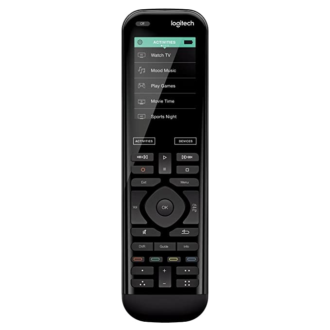 Logitech Harmony 950 Télécommande Universelle Firmware Upgradable