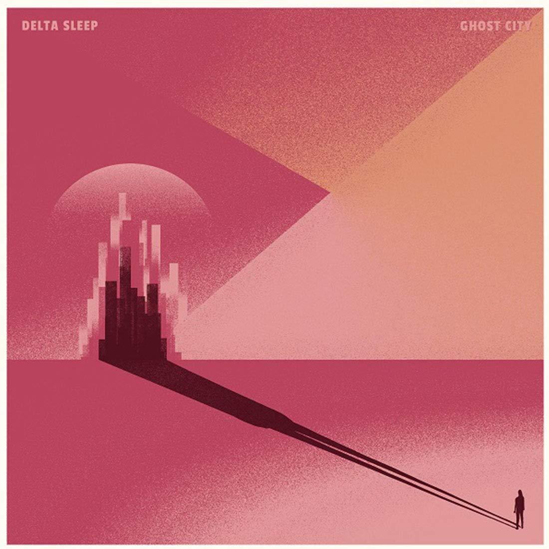 Vinilo : Delta Sleep - Ghost City (LP Vinyl)