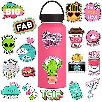 Amazon com: (47 Pack) Vsco Stickers for Teen Girls