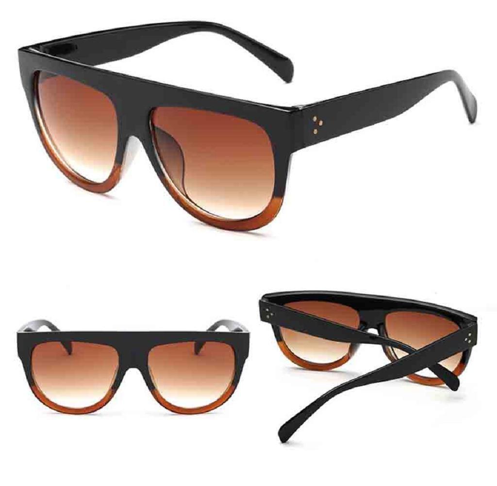 Lunettes de soleil rétro Elyseesen Hommes femmes carré Vintage en miroir lunettes de soleil lunettes de soleil Sports de plein air Glasse (D) xasapx