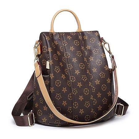 Amazon.com: YKXIAOYU New Printed Womens Backpacks Trendy ...