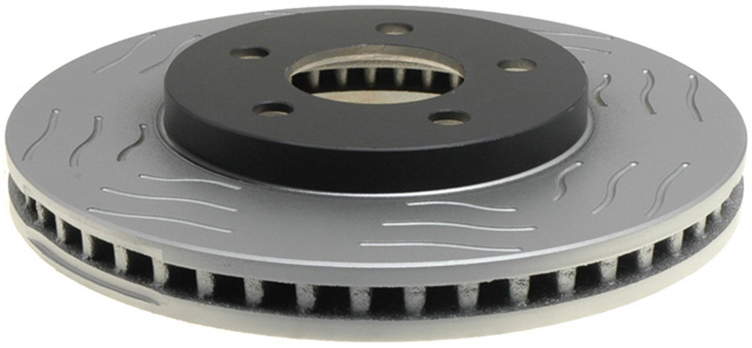 ACDelco 18A1800SD Specialty Performance Front Disc Brake Rotor Assembly for Severe Duty